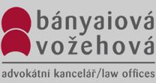 Banyaiova Vozehova, s.r.o., advokatni kancelar