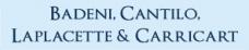 Badeni, Cantilo, Laplacette & Carricart