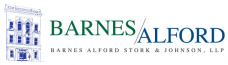 Barnes, Alford, Stork & Johnson, LLP