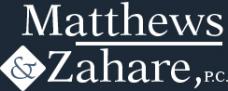 Matthews & Zahare, P.C.