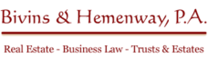 Bivins & Hemenway, P. A.