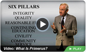 Video: What is Primerus?