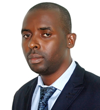 Michael  Dedon, LL.B (Hons) Benin B.L