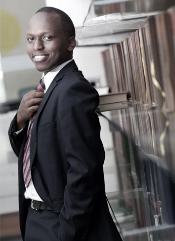 Wilson  Mwihuri