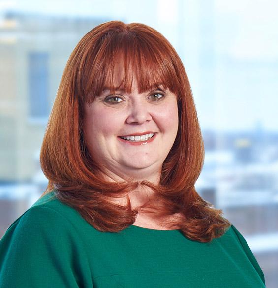 Attorney Melanie Slaughter