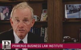 Primerus Business Law Institute